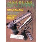 American Rifleman Magazine, August 1987