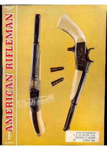 Cover Print of American Rifleman, February 1960