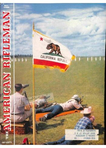 American Rifleman, May 1958