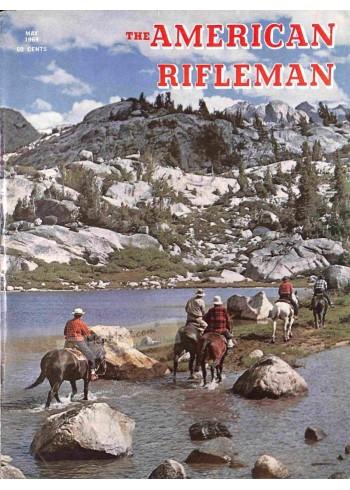 Cover Print of American Rifleman, May 1969