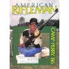 Cover Print of American Rifleman Magazine, October 1986
