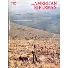 Cover Print of American Rifleman, September 1973
