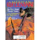 Cover Print of American Rifleman Magazine, September 1987