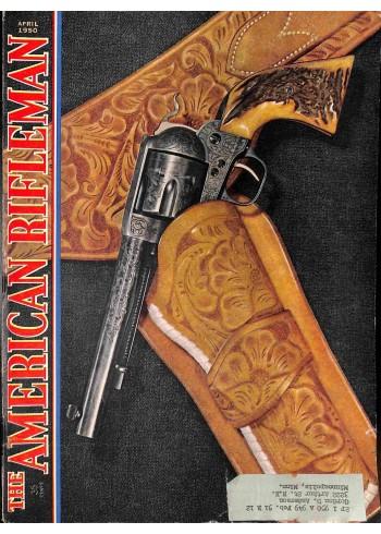 American Rifleman, April 1950