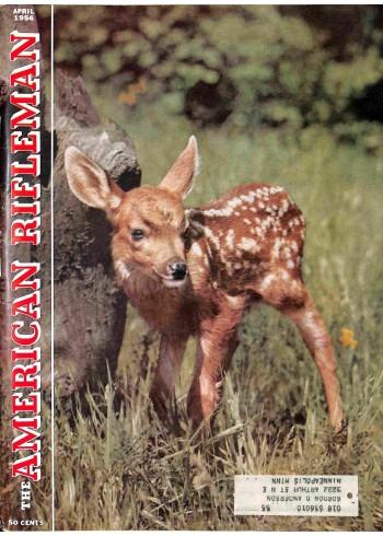 American Rifleman, April 1956