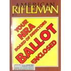 American Rifleman, April 1984