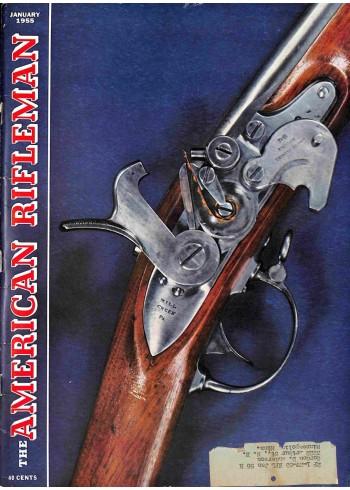 American Rifleman, January 1955
