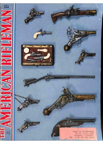 American Rifleman, July 1949