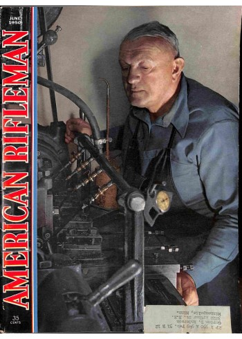 American Rifleman, June 1950
