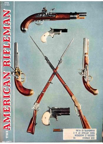 American Rifleman, June 1959