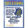 American Rifleman, March 1986