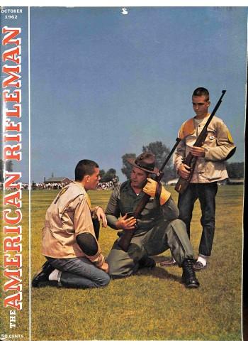 American Rifleman, October 1962