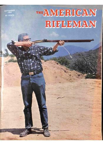 American Rifleman, September 1968