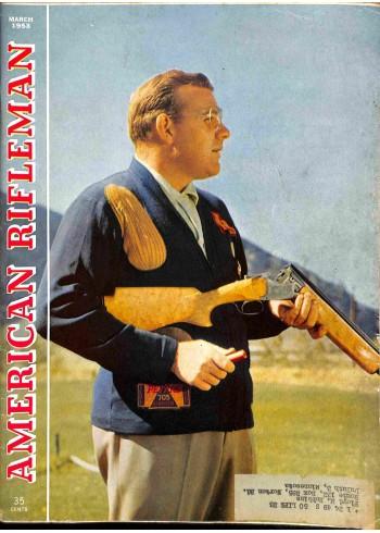 American Rifleman, March 1953