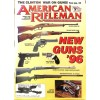 Cover Print of American Rifleman, March 1996