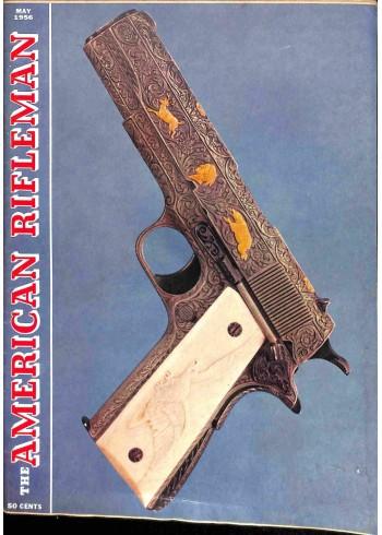 American Rifleman, May 1956