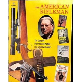American Rifleman, May 1971