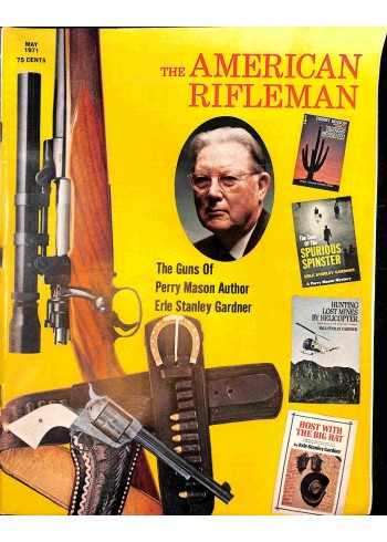 American Rifleman, May 1971