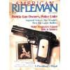 Cover Print of American Rifleman, May 1987