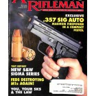 Cover Print of American Rifleman, May 1994