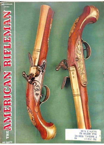 American Rifleman, November 1961
