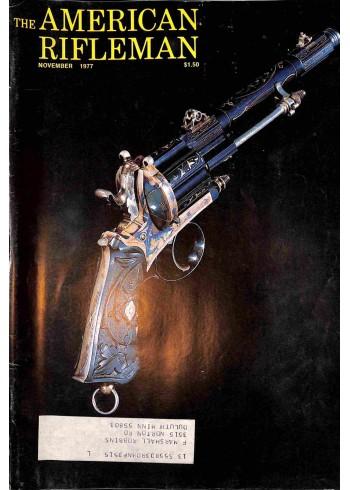 American Rifleman, November 1977