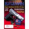 Cover Print of American Rifleman, November 1991