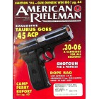 Cover Print of American Rifleman, November 1994