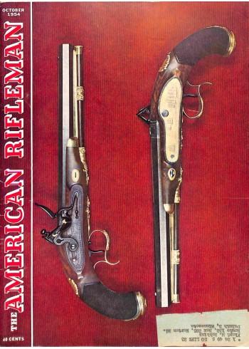 American Rifleman, October 1954