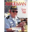 Cover Print of American Rifleman, October 1989