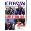 Cover Print of American Rifleman, October 1991