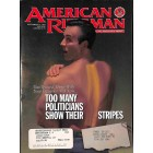 Cover Print of American Rifleman, September 15 1994