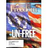 Cover Print of Americas 1st Freedom, April 2001