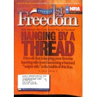 Cover Print of Americas 1st Freedom, April 2005