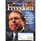 Cover Print of Americas 1st Freedom, April 2012