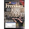 Cover Print of Americas 1st Freedom, April 2013