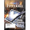 Cover Print of Americas 1st Freedom, August 2002