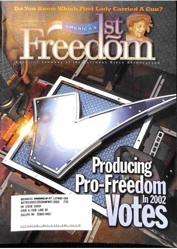 Americas 1st Freedom, August 2002