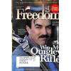 Cover Print of Americas 1st Freedom, August 2005