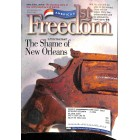Cover Print of Americas 1st Freedom, August 2007