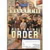 Cover Print of Americas 1st Freedom, August 2013