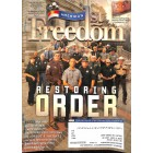 Americas 1st Freedom, August 2013