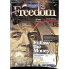 Cover Print of Americas 1st Freedom, December 2007