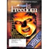 Cover Print of Americas 1st Freedom, February 2002