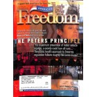 Cover Print of Americas 1st Freedom, February 2006