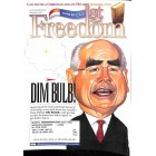 Cover Print of Americas 1st Freedom, February 2007