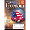 Cover Print of Americas 1st Freedom, February 2012