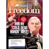 Cover Print of Americas 1st Freedom, January 2004