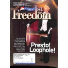 Americas 1st Freedom, January 2009