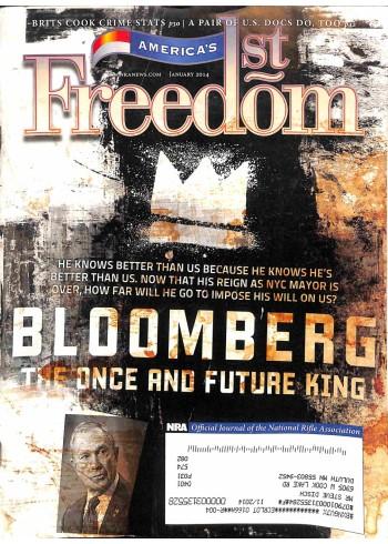 Americas 1st Freedom, January 2014